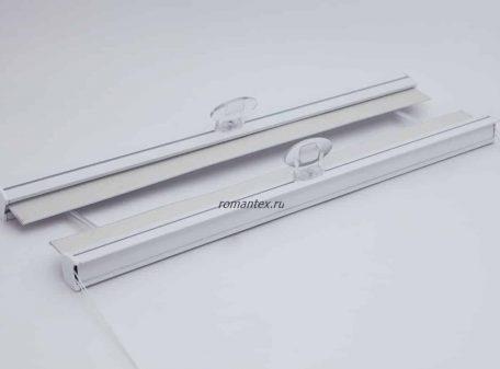 Карниз для римских штор    для пластиковых окон