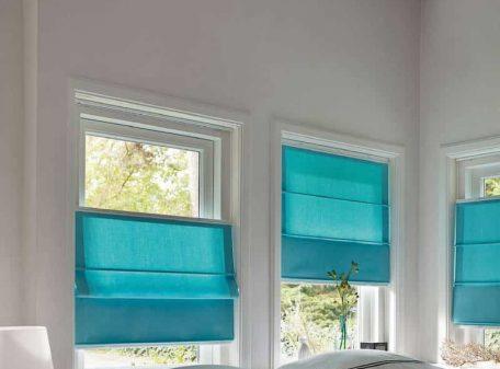 Римские шторы для пластиковых окон